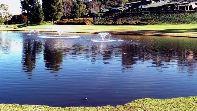 Fountain Installation
